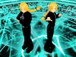 MMD Edward Elric UPDATE by Angellbaby