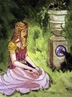 Her Quiet Place by LilSongstress