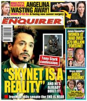National Enquirer, July 15, 2013 by nottonyharrison