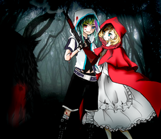 [MA] White riding hood by code-name-327