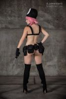 Cooky-kun Nonon 6 by LaffingStock