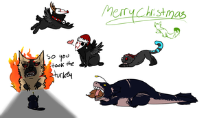 Christmas by T-Harley