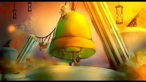 :Unique Collab: The Bell of Time by Fierying