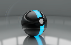 Pokeball by N3xS