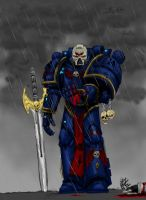 Talos of the Night Lords by CaptainJonnypants