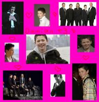 Damian Mcginty by blazeismypuppy