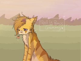 Rest in Peace Grammy by campinq