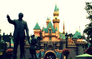 Welcome to Disneyland by epcotexpert
