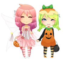 Happy Halloween! by VanilleCream