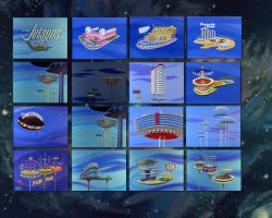 Jetsons Wallpaper by syc1959