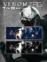 Venom Tag wall by echosoflife