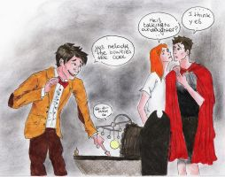 doctor who-talk by giadina96