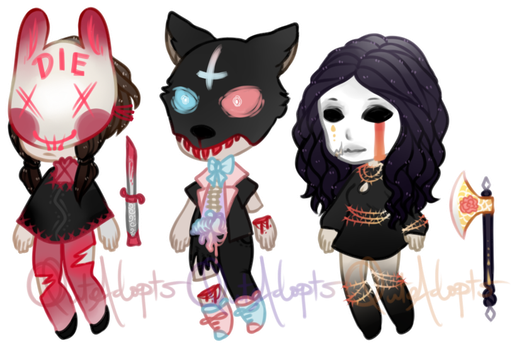 07.02.16 { the purge - CLOSED } by QuteAdopts