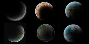 Planets Resource by tcone