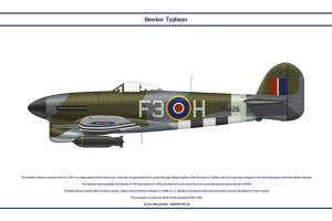 Typhoon Canada 438 Sqn by WS-Clave
