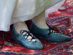 Regency Dance Slippers by Goldenspring