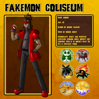 Fakemon Coliseum: Bronze by MTC-Studios