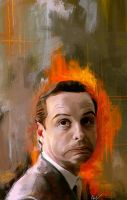 Jim Moriarty by Namecchan