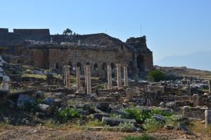 Ancient theater by Letomouse