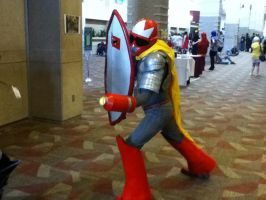 Shutocon 2012: Protoman by BigAl2k6
