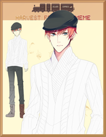 EE : Harvest Festival Outfit by Haru-Tchi