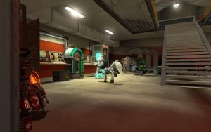 R.E.A Entertainment/ locker room preview! by GeneralThunderbat