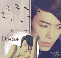 Donghae by Monkeyfishy
