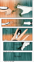 Bleach Ulquiorra the heart by Tice83