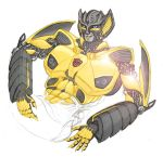 Sunstreaker by Patchworkdove
