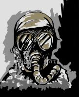"""ZDS: """"Gasmask"""" by angelsXdemons"""
