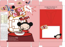 Pucca Cereal by luachan
