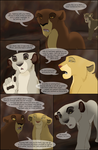 The Haunted Wing Page 3 by Koai