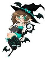 Gaia - Aibi Witchy by Ai-Bee