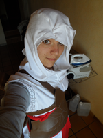 [WIP] Altair Ibn La Ahad Cosplay by Gilouw