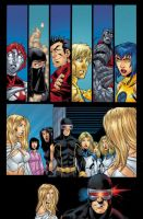 New X-men2 by ColorDojo