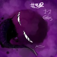 Ghastly by Blazin-Hearted