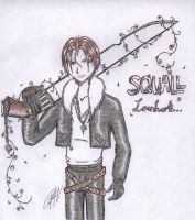 Squall by PledgeOfRoses