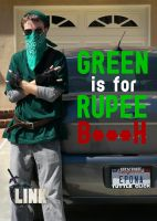 Green is for Rupee by shadowfox014