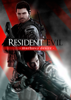 Resident Evil - Marhawa Desire - Alternative Cover by FearEffectInferno