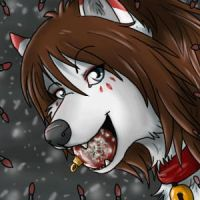 Neyau christmas icon animated by Rashirou