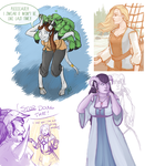 Tumblr Dump 10/5/14 by jess-o