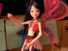 Jakks Pacific Musa Believix Doll2 by SakuraH18