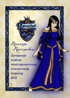 COLOR RAVENCLAW by shyangell