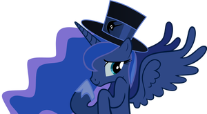 Gentlemare Luna by TheOneWithTheOctaves