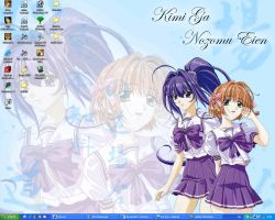 Kimi Ga Nozomu Eien Wallpaper by xDemonsladyx