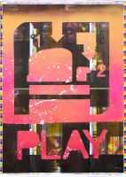 PLAY poster No. 1ish by object000