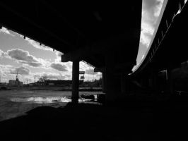 The overpass by rantar