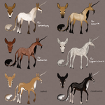 Festive Fawnling Designs 2014: Batch 18 by ThePaisley
