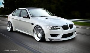 BMW E90 M3 Render by JAdesigns75