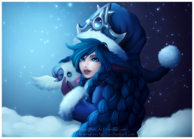 Winter Wonder Lulu by NoamyFrerius